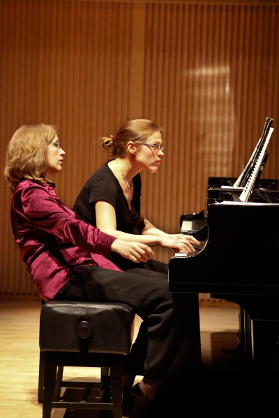 The Bugallo-Williams Piano 2012Duo