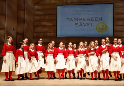 Estonian Radio Childrens Choir 2015