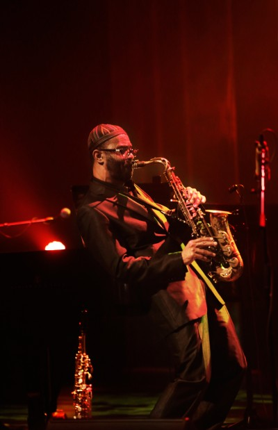 Kenny Garrett, April Jazz 2014