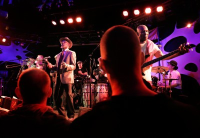 Linton Kwesi Johnson 2014