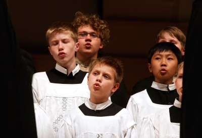 St.Michaels Boys Choir 2013